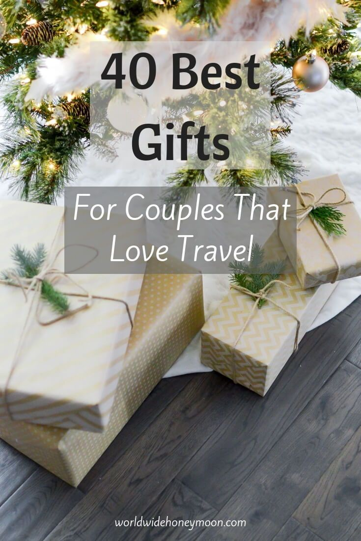 45 Best Gifts For Couples Who Travel Best Gifts For Couples Couple Gifts Christmas Gifts For Couples