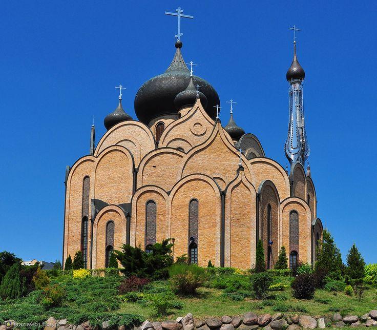 Znalezione obrazy dla zapytania cerkiew św ducha białystok