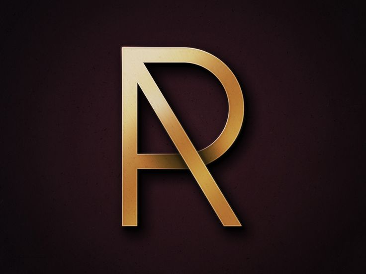 A1—Z2 / R18 #graphic #design #typograpy #gold #metal