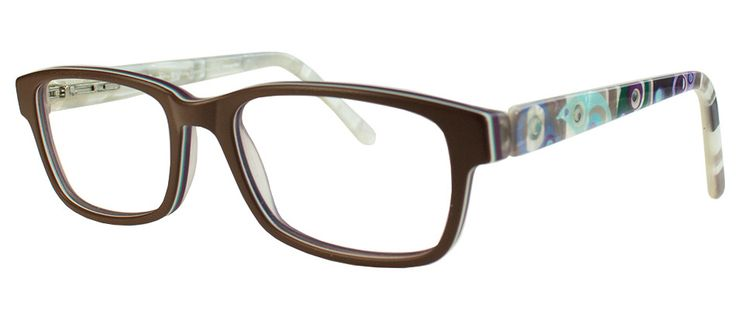 CHANGE ME 6162 BROWN | Vogue Optical - 2nd Pair Free - Designer Glasses, 2 Year Guarantee