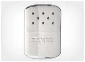 Zippo Hand Warmer ($15.75): Zippo is famous for its lighters, and now recipients can turn up the heat with a sleek metal hand warmer. It stays toasty for up to 12 hours, and it's completelyrefillable.It'sa perfect fit for the Christmas stockings, as well as jacket pockets during caroling, camping, and sledding.