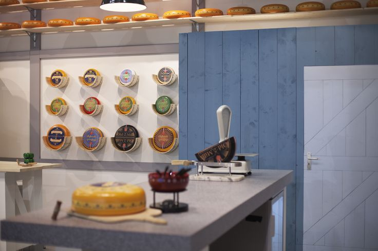 ©studiomfd, counter and barn, cheese store, détails, cheese stand, Dutch (www.studiomfd.com)