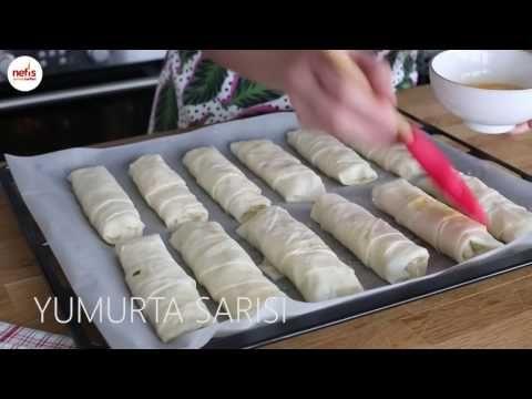 peynirli Sodalı Banyolu Börek Tarifi Su Böreği Tadında - YouTube