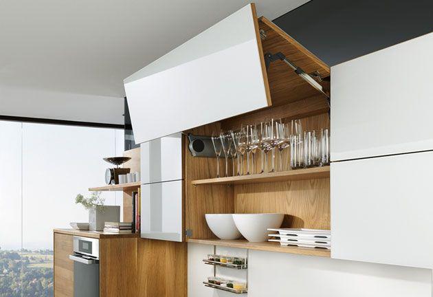 Meble do kuchni: Szafki kuchenne - funkcjonalne rozwiązania