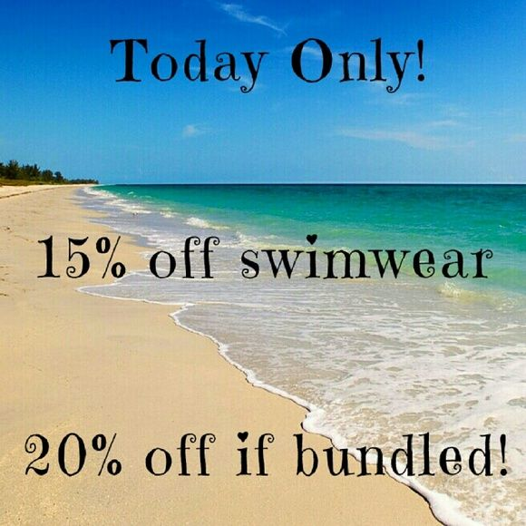 All Bathing Suits on Sale for 24 Hours Only! All Bathing Suits on Sale for 24 Hours Only! T&J Designs Swim Bikinis