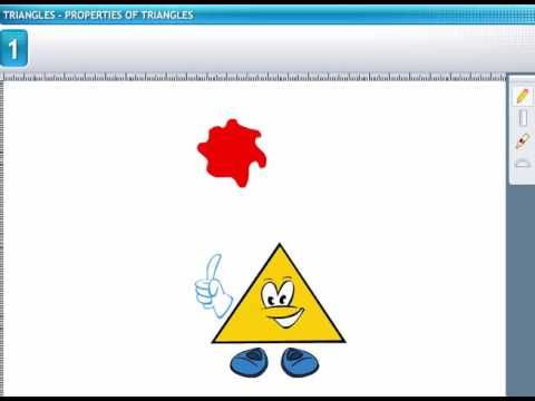 CBSE Class 9 Mathematics, Triangles – 2, Properties of Triangles