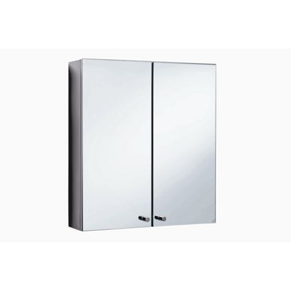 Michigan Double Door Bathroom Cabinet Stainless Steel At Homebase Be Inspired And Make