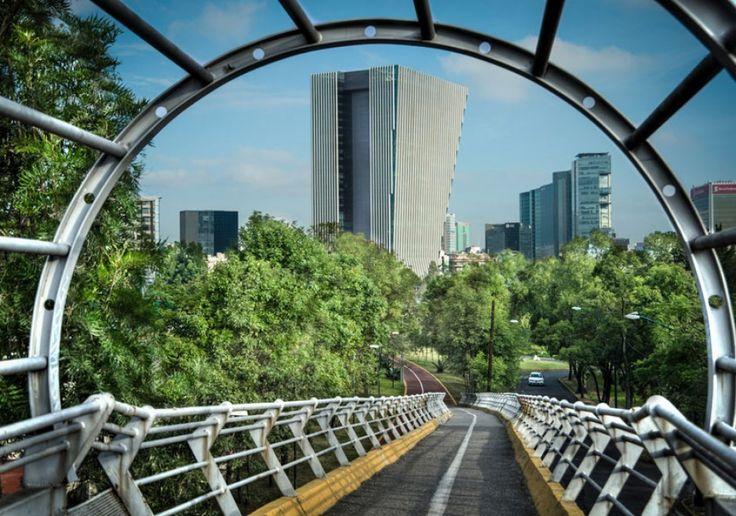 Torre Virreyes Ciudad de México Arquitecto Teodoro González de León