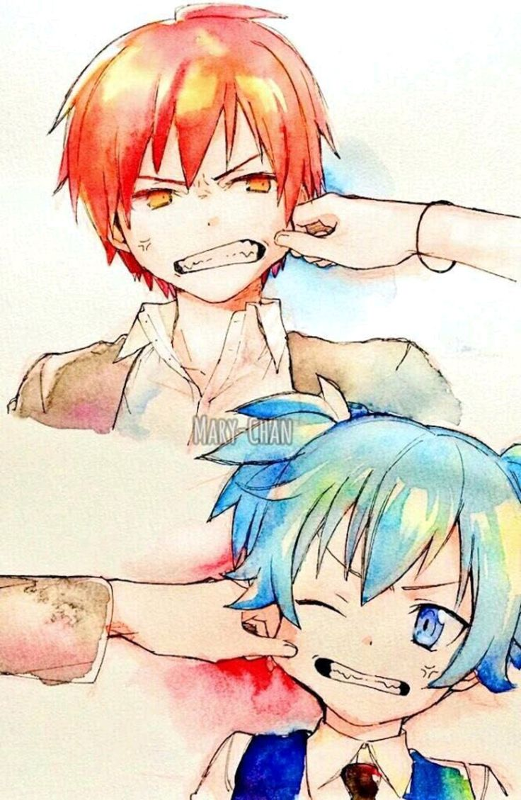 Pin by yoshino2308 on Assassination classroom (With images