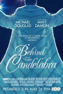 I honestly don't think Michael Douglas has ever been better (than in Steven Soderbergh's captivating HBO movie about the love life of Liberace). **
