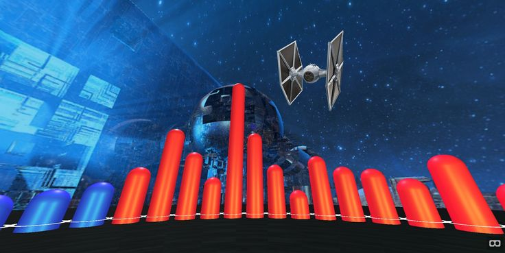 Check out A-wakens by ngokevin.github.io on infiverse.com #webVR #Starwars #VRexperince #infiverseVR