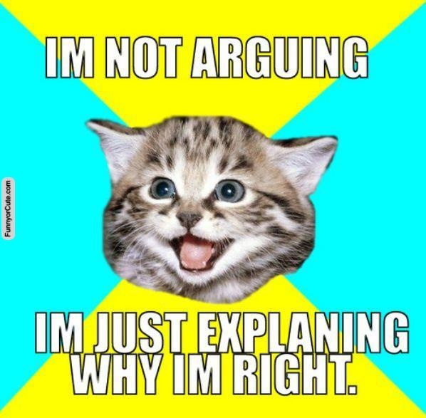 I'm not arguing ... #cutepic #adorable #adorablepic