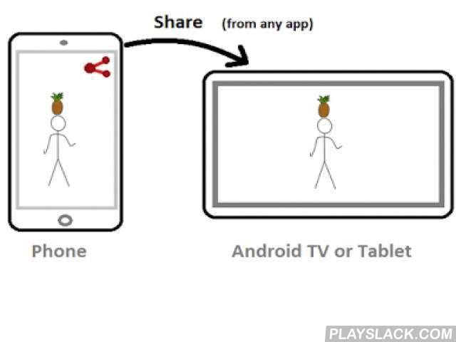 Air-Share & Air-Launch  Android App - playslack.com ,  Most apps have a Share button. So why not Share to other devices, including your TV?Designed with Android TV in mind.** Some VPN apps cause Pairing issues. Disabling the VPN may help AirShare to function.**Air-Share also includes Air-Launch which is designed to launch apps remotely and side-load APKs on devices like Android TV using your phone or tablet. Air-Launch is part of the Air-Share App but appears as a separate app icon for…