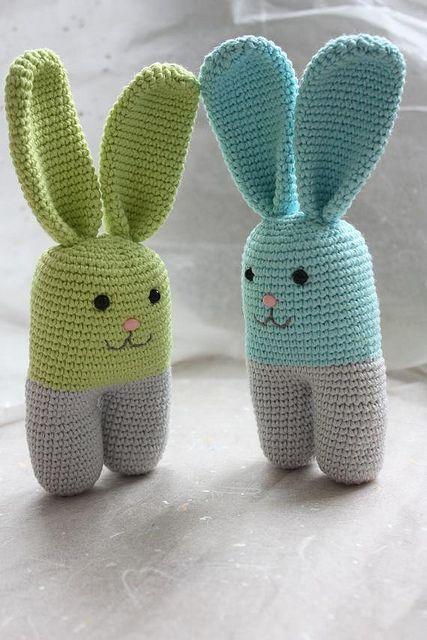 cuddle bunnies by Artefleur, via Flickr