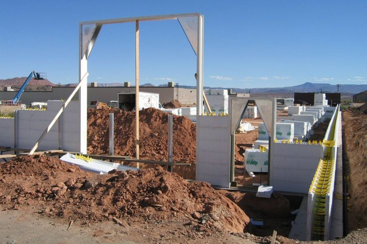 52 best images about icf and detail drawings on pinterest for Icf construction