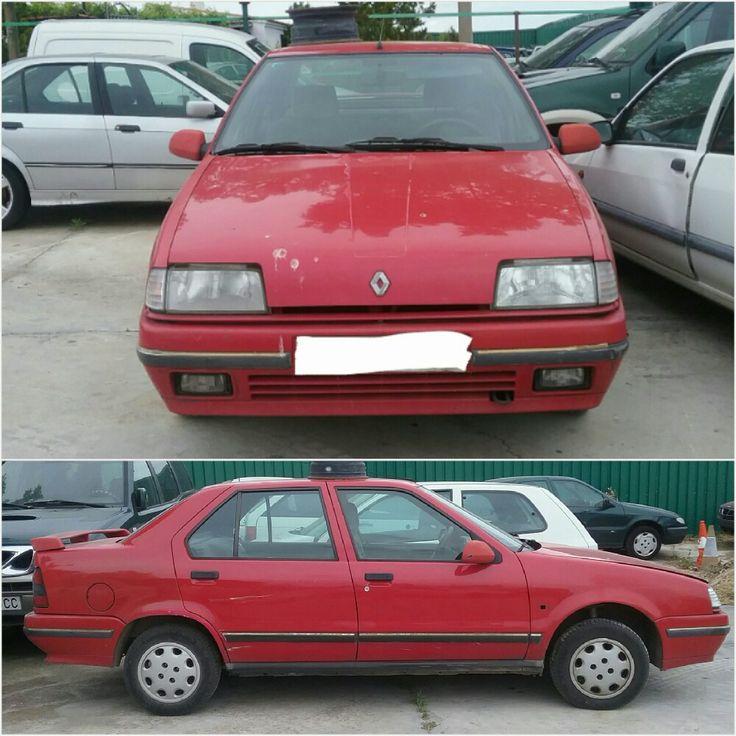 DESPIECE  RENAULT 19 1.4 GASOLINA, AÑO 1991 Tipo Motor: E6J 701 Envíos a toda España. Consultar disponibilidad de recambios. www.desguaceselprado.es  TLF 925 59 91 75