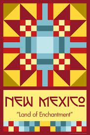 barn quilt with new mexico design - Google Search