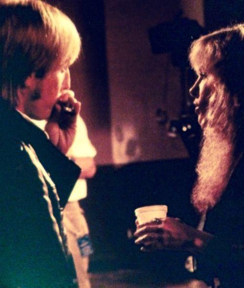 Tom & Stevie