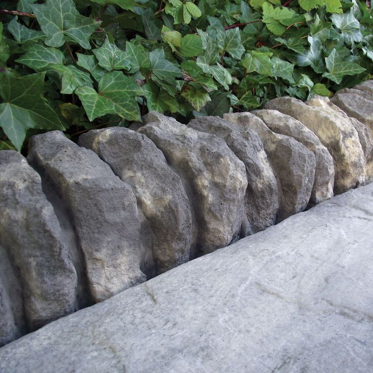 Traditional Ancestry Paving Edging Abbey Storm, (L)510mm (H)160mm (T)125mm Pack of 30 | Departments | DIY at B&Q