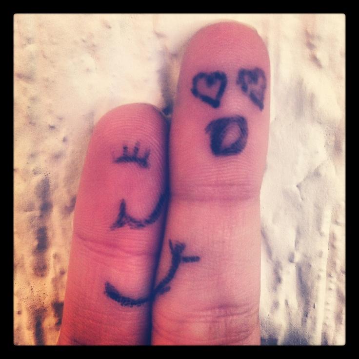 Fingerslove! #instagram #byme!