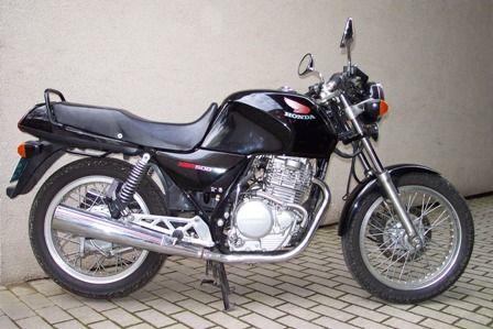 Honda XBR 500 – Wikipedia