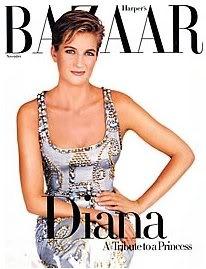 Speechless...    November 1997  Diana by Demarchelier