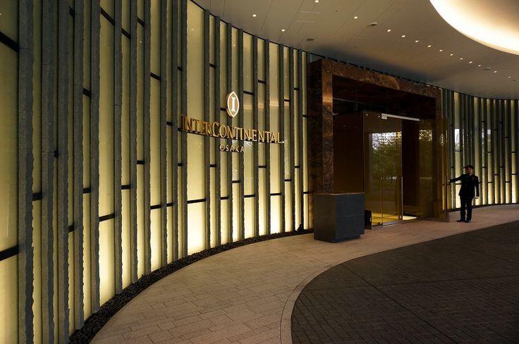 インターコンチネンタルホテル大阪のロビー - ROSSさんの大阪ハクナマタタ