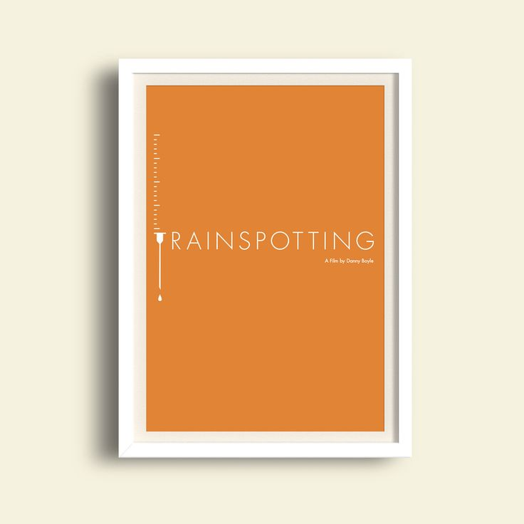 transpotting poster afiche pelicula