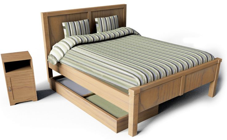 beds: Free CAD and BIM Objects 3D for Revit, Autocad, Artlantis...