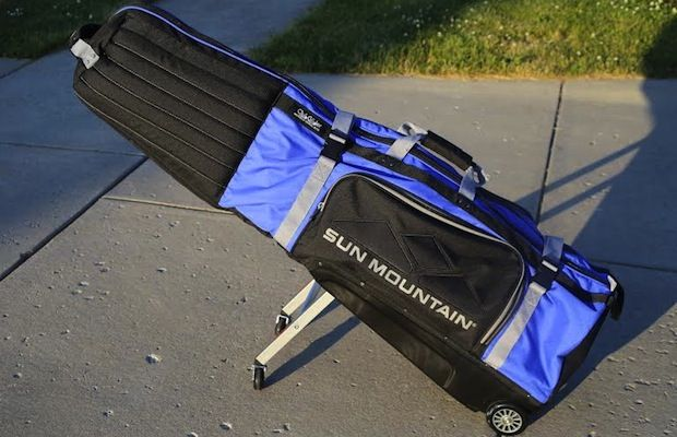 Review: Sun Mountain ClubGlider Meridian Travel Bag