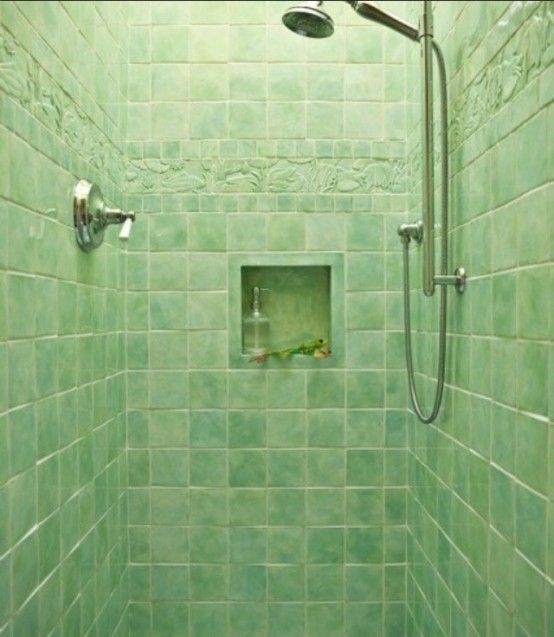 1000 idées sur le thème Salles De Bains Verte Pâle sur Pinterest ...