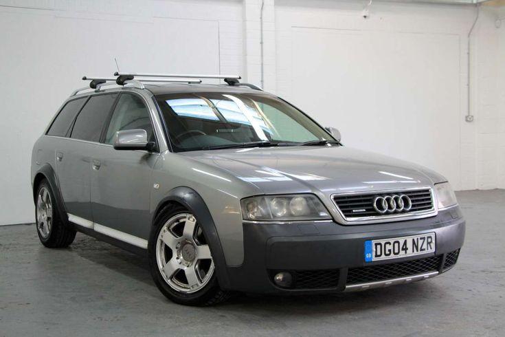 eBay: 04/04 AUDI A6 ALLROAD 2.5 TDI QUATTRO AUTO LEATHER, SOLD FOR SPARES OR REPAIR !! #carparts #carrepair