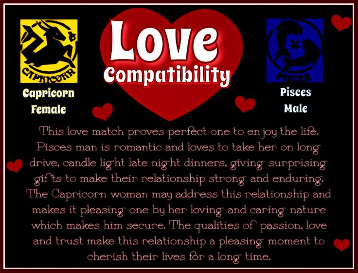 Capricorn man and capricorn woman love compatibility