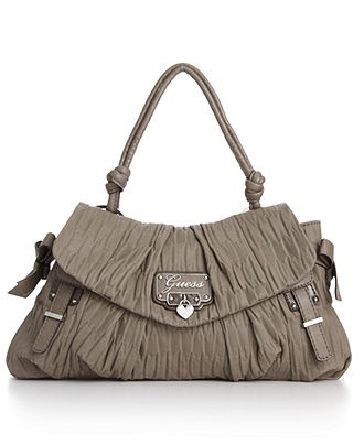 GUESS Handbag, Emelie Flap Bag