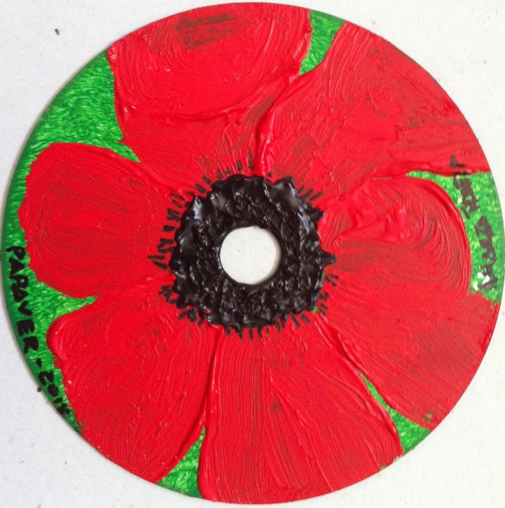 papaver ..pintura de participaçao