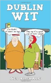 Dublin Wit - Irish Humour - Humour - Books