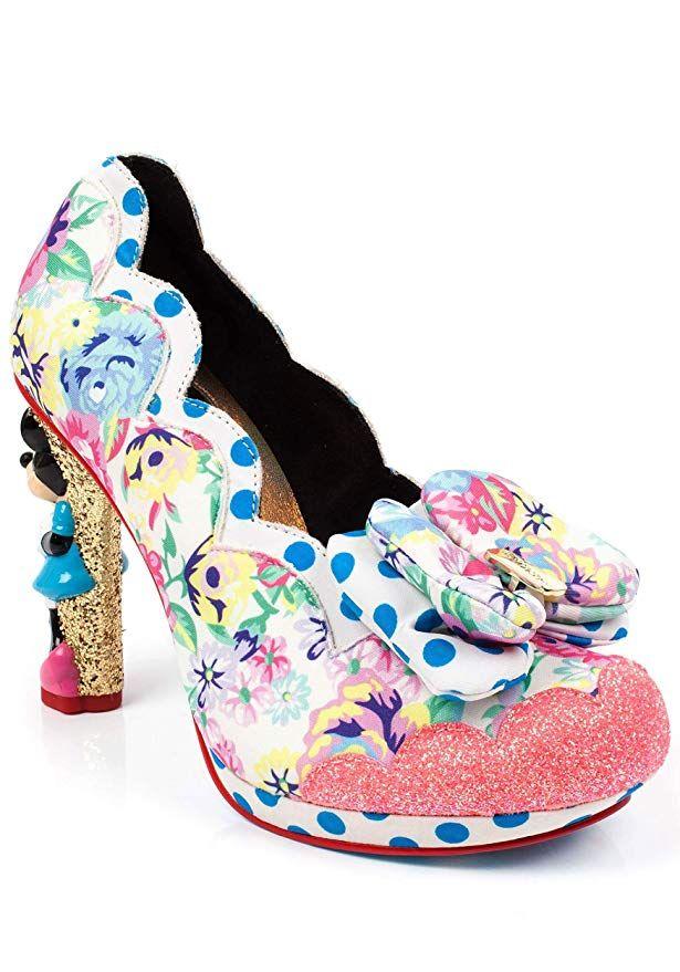 Character heels, Disney princess shoes