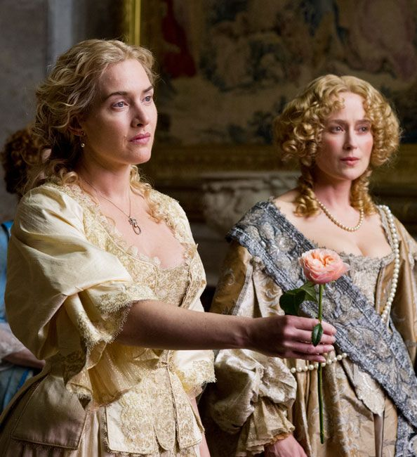 Watch Kate Winslet Transform the Royal Gardens of Versailles in the A Little Chaos Trailer  #InStyle