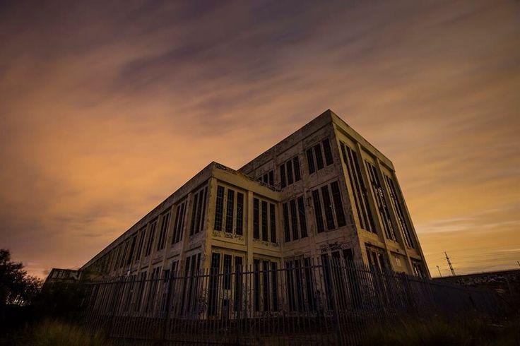 Fremantle power station. Taken by Matthew Schneider.