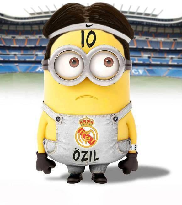 Ozul minions by minionfootballclubofficial