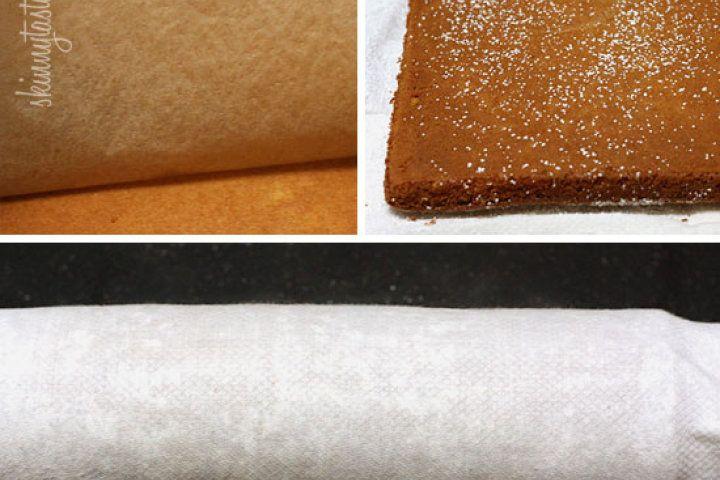 Pumpkin Roll, Lightened Up | The Sweetest Thing- Dessert! | Pinterest