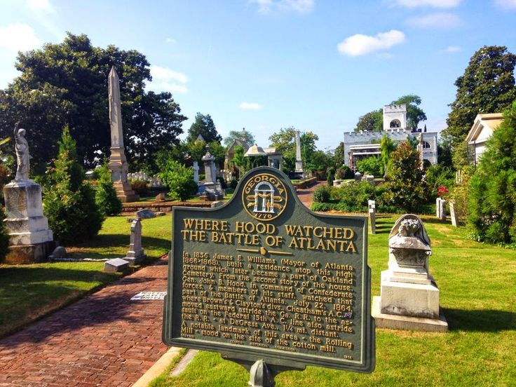 The unbelievable (but true) life of the general who tried to defend Atlanta. #AtlantaHistory