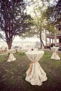 21 best high tables images on pinterest wedding decor for Anne marie witmeur decoration