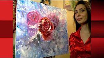 Художественная школа Марины Осадчей - YouTube