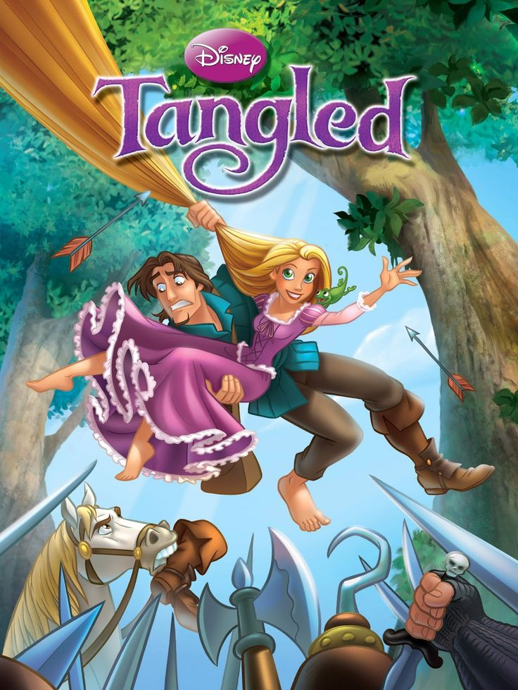Watch Tangled (2010) Online Free