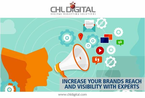 Let it be Hard-hitting words, future-proof ideas or eye popping designs. We provide everything you require to build your #brand 360 degree. To know more visit www.chldigital.com. #DigitalMarketing