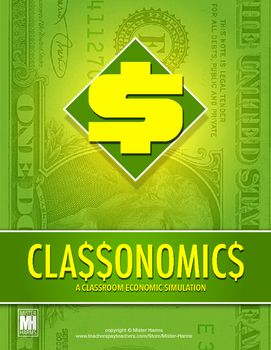 Overview: Are you looking for a way to make economics enjoyable or maybe just want to improve classroom management? Classonomics is an interactive classroom economy that will boost student engagement and help reinforce the major concepts of a market economy.