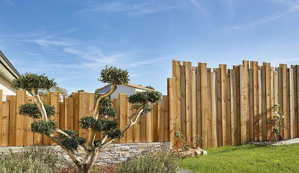 Palissade claustra quelle cl ture prot ge mon jardin des voisins claustra garden - Quelle cloture pour mon jardin ...