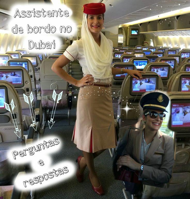Flight attendant in Dubai #dubai #uae #google #instagram #cabincrew