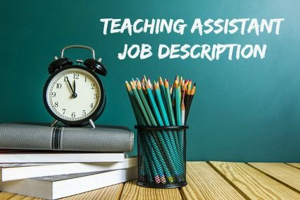 Teaching Assistant Job Description